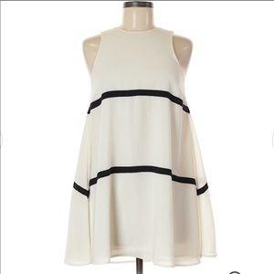 Tobi striped dress size small